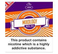 Cirro mixology e-liquid 3x10ml