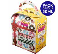 Donut Puff special edition e-liquid 4x50ml
