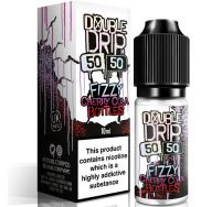 Double Drip 50/50 fizzy cherry cola bottles e-liquid 10ml