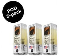 Element NS20 honey roasted tobacco pods 3 x 2ml