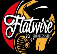 Flatwire UK Flat SS316L 8ft