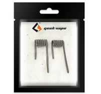Geekvape staple staggered prebuilt clapton coils 2 pack