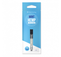 Harmony CBD Pen 100mg mint hemp cartridge
