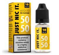 Just Nic It 50/50 nicotine shot