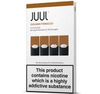 JUULpods golden tobacco pods 4 pack (20mg)
