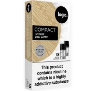 Logic COMPACT Intense chai latte pods 2 pack