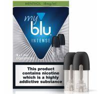 myblu Intense menthol liquidpods 2 pack