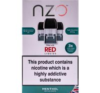 nzo menthol pods 3 pack