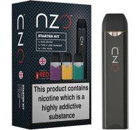 nzo vape pen starter kit with 3 pods