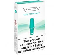 VEEV cool peppermint capsules 2 pack