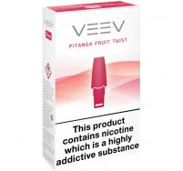 VEEV pitanga fruit twist capsules 2 pack