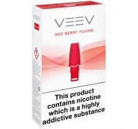 VEEV red berry fusion capsules