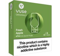 Vuse ePen fresh apple pods 2 pack