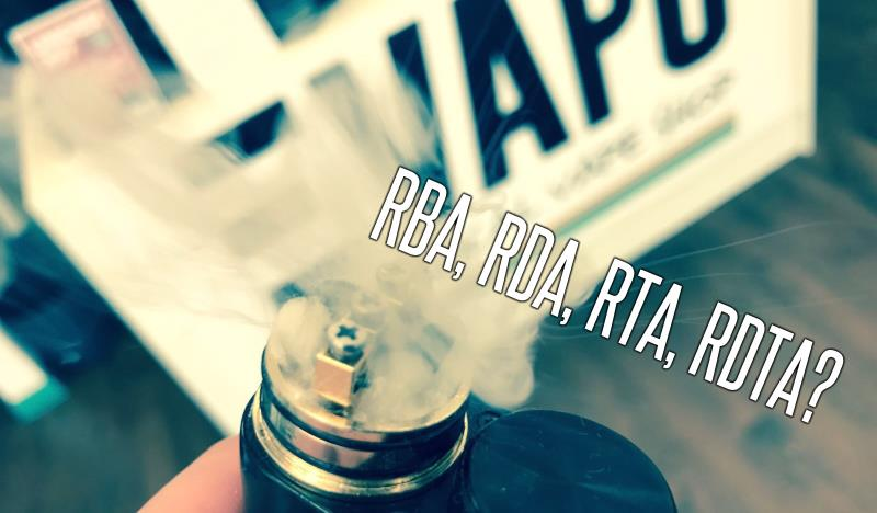RBA, RDA, RTA & RDTA