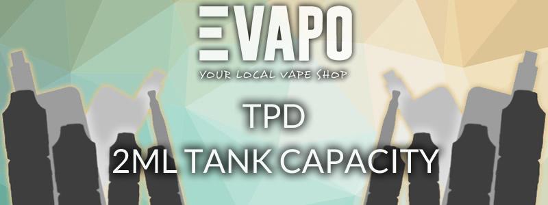 tpd-2ml-capacity