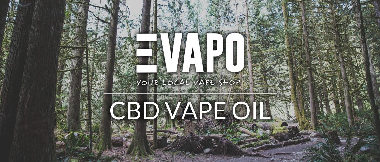CBD Vape Oil E Liquid