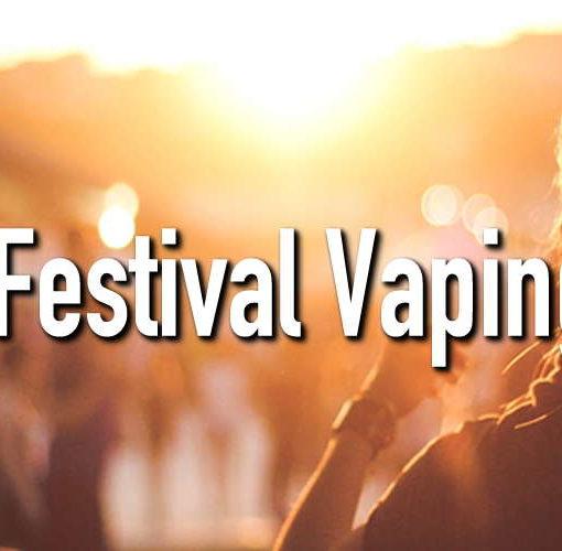 festival vaping