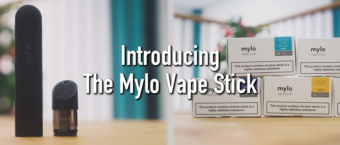 Introducing The Mylo Vape Stick