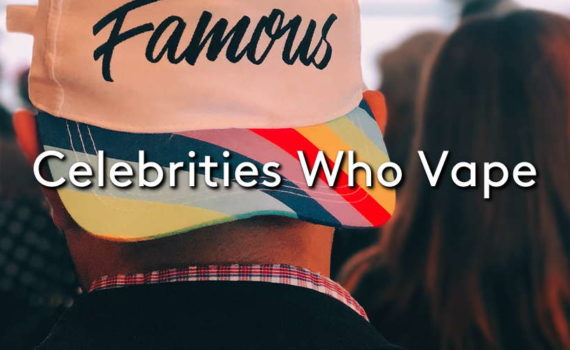 Person facing away from the camera wearing a hat with the word 'Famous' written on the reverse