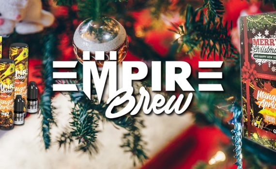 The Empire Brew Christmas special edition