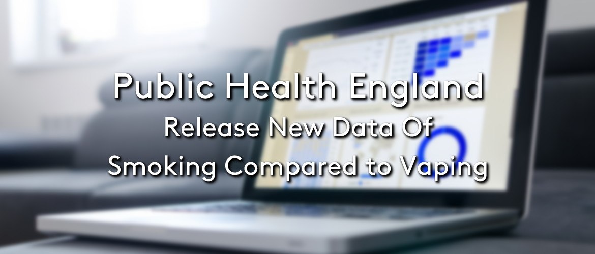 PHE New Data: Smoking Compared To Vaping