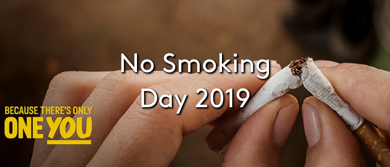 No Smoking Day 2019