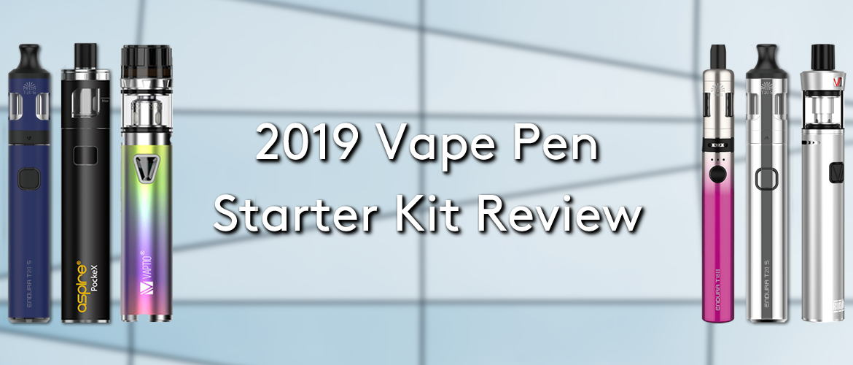 2019 Vape Pen Starter Kit Review
