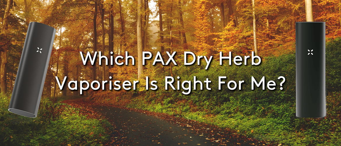 Which PAX Is Right For Me?