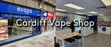 Evapo online vape shop | E cigarettes, E-liquids, Vape Mods
