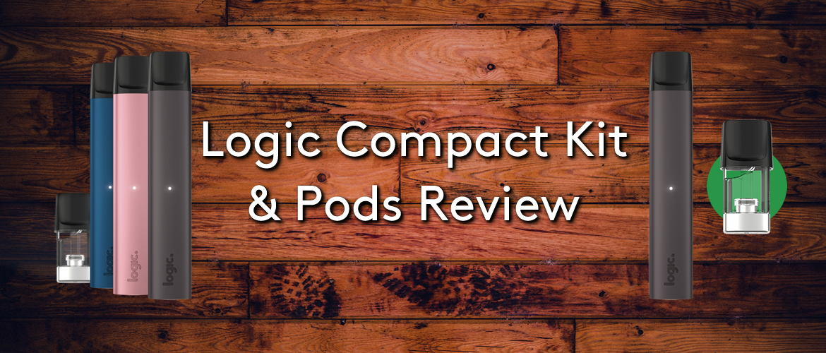 Logic Compact Kit And Pods Review
