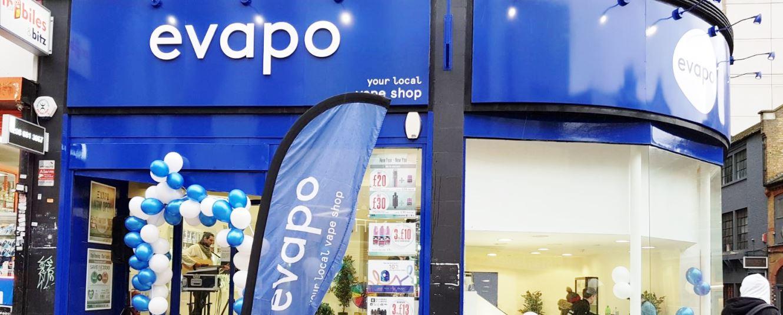 Evapo store location
