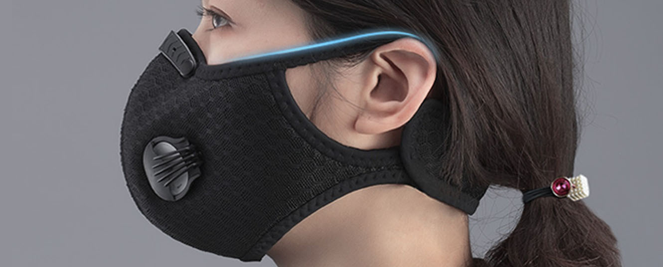 Running face mask - Evapo - Care PPE