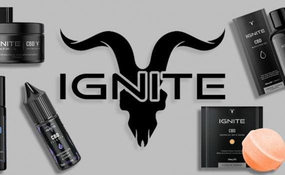 Ignite CBD extended range