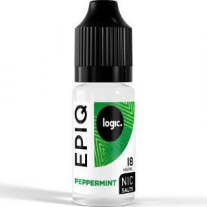 Logic EPIQ Peppermint e-liquid