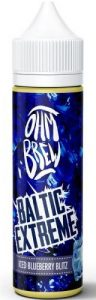 Ohm Brew Baltic Extreme Iced Blueberry Blitz e-liquid