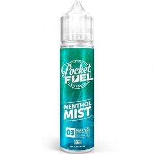 Pocket Fuel Menthol Mist e-liquid