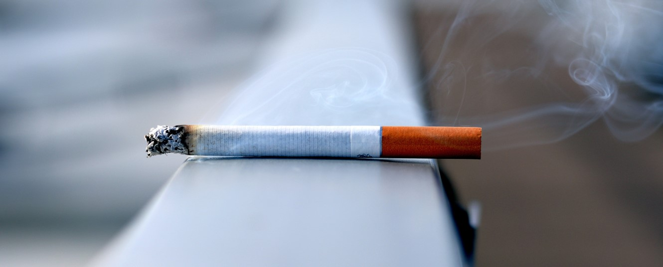 Smoking has increased during the pandemic